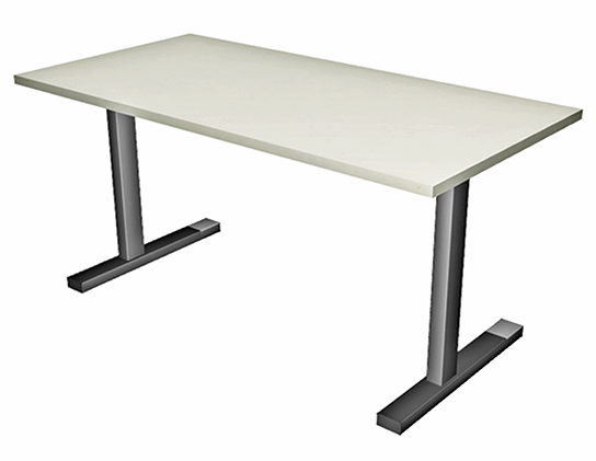 OFS Sit to Stand Desk