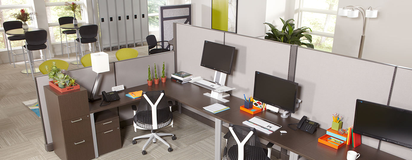Furniture rental for technology business