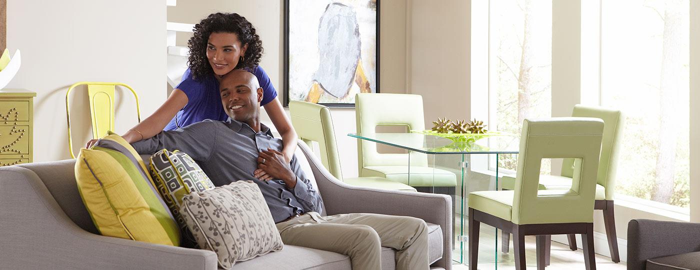 Furniture rental for multifamily housing