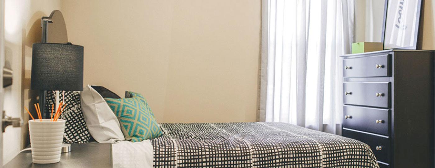 Prairie Pointe student furniture rental
