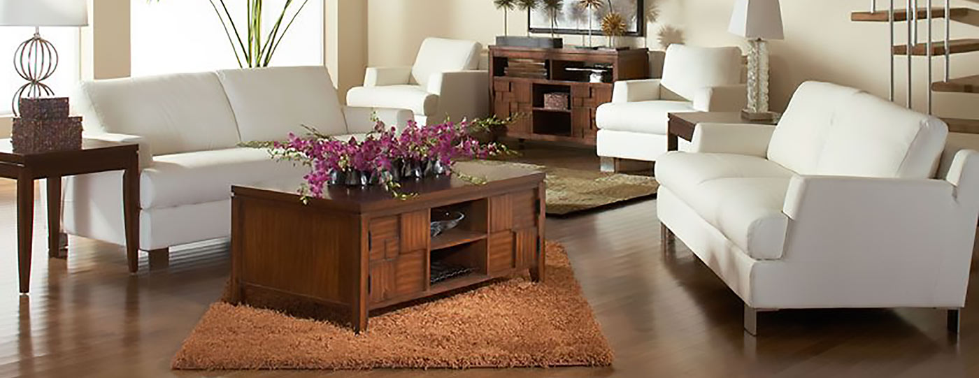 Home staging living room furniture