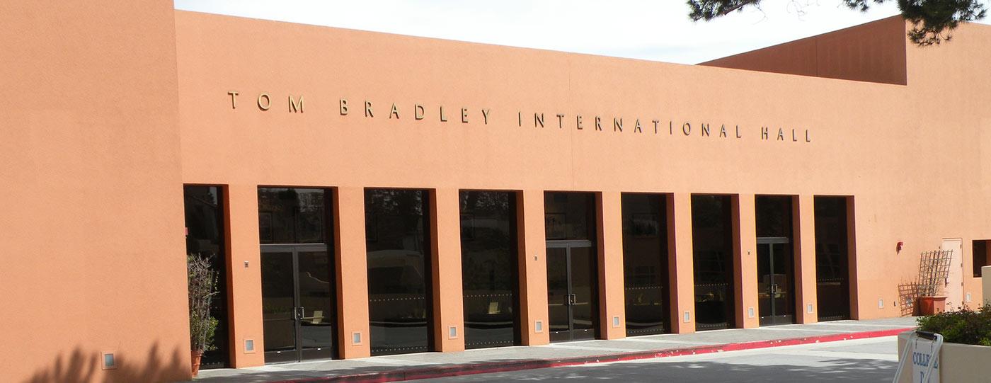 UCLA DCISS International Student Building