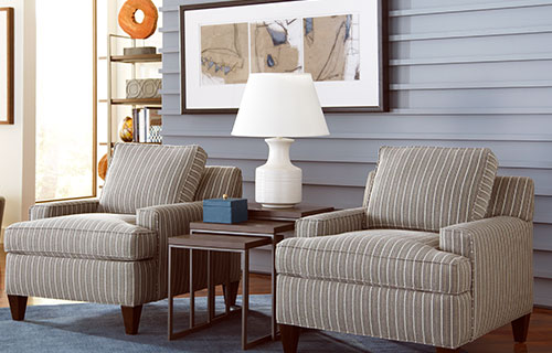 Henry accent chairs
