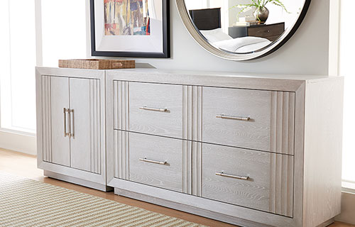 Solstice Dresser and Chest