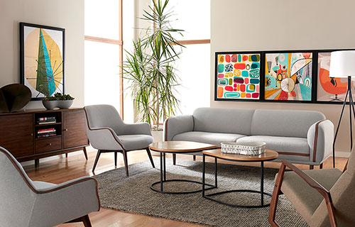 Nielson Living Room with Howe