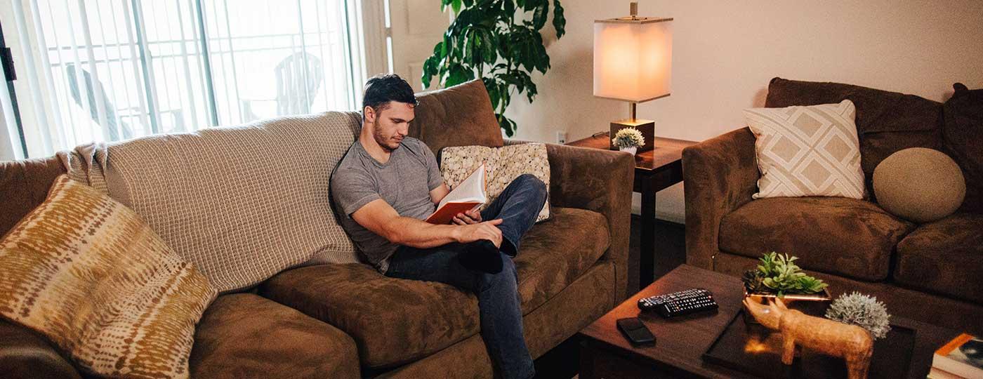 Furniture rental for professional athletes
