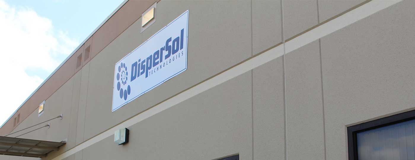 Dispersol offices and outdoor signage