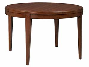 Beaumont round dining table