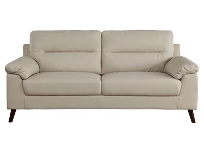 Rent the Hattie Beige Sofa