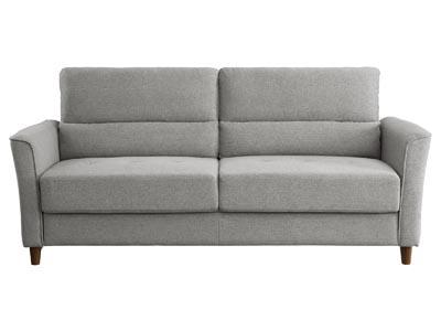 Hinshaw Gray Sofa