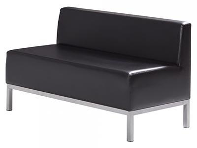 Heathrow Sofa, Black