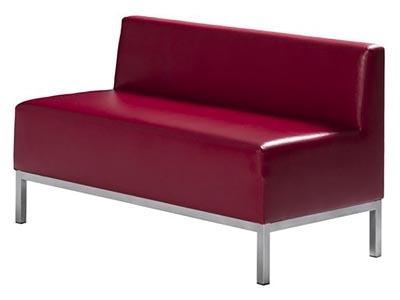 Heathrow Sofa, Red