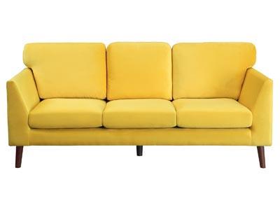 Tolley Yellow Sofa
