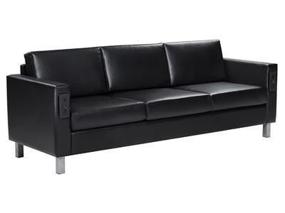 Naples Powered Sofa