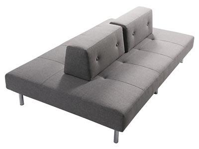 Island Sofa, Grey Back, Combo