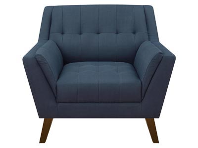 Rent the Benetti Navy Blue Chair