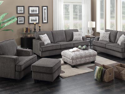 Rent the Carter Ink Grey Chair
