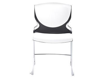 Berlin Chair, Black/White