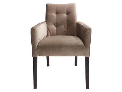 Meeting Chair, Taupe