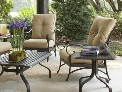 Rent the Santa Barbara Outdoor Chair