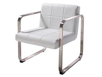 Fairfax Chair, White