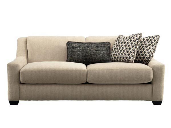 Rent the Burton Geo Sofa Sleeper | CORT Furniture Rental
