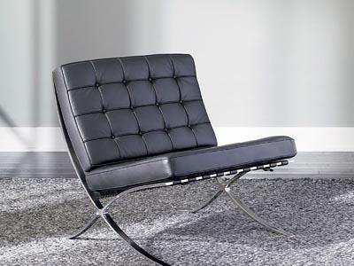 Marco Black Chair