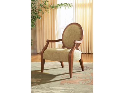 Silk Road Accent Chair