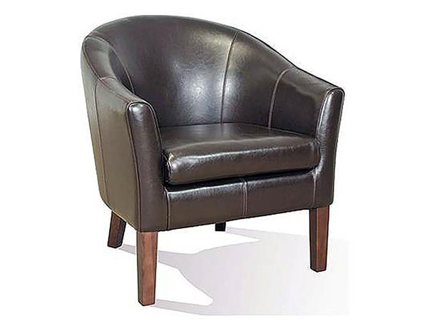 Rent the Barrel Club Chair