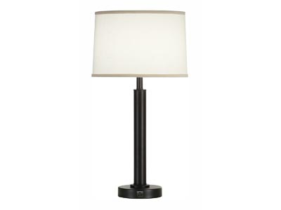 Rent the Burnt Coffee Powered Table Lamp