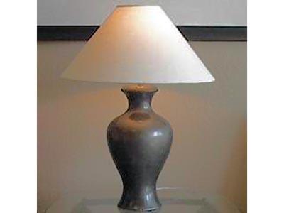 Green Graphite Table Lamp