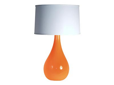 Rent the Autumn Rust Table Lamp