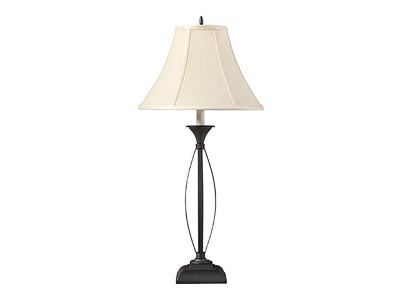 Rent the Strap Iron Table Lamp