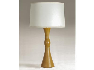 Camel Ceramic Table Lamp
