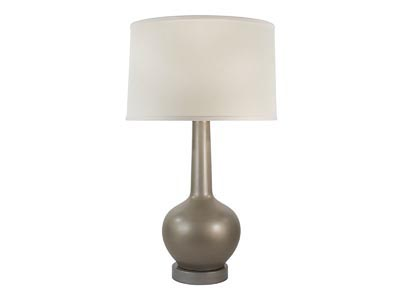 Rent the White Gold Table Lamp