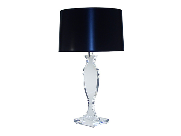 Rent the Lucite Table Lamp