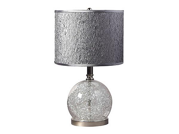 Rent the Glass Globe Table Lamp