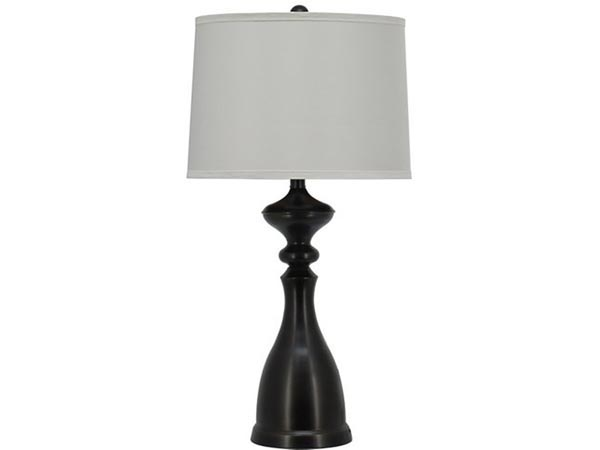 Rent the Dark Bronze Bottle Table Lamp