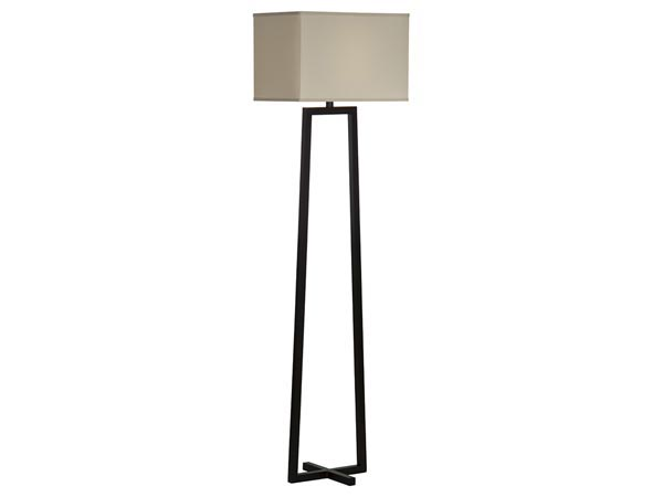 Rent the Burnt Chocolate Floor Lamp
