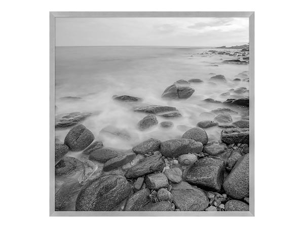 Rent the Misty Coastline II Wall Art