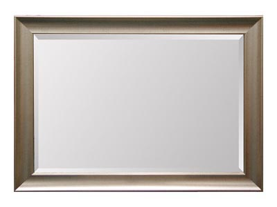 Rent the Contemporary Silver Mirror
