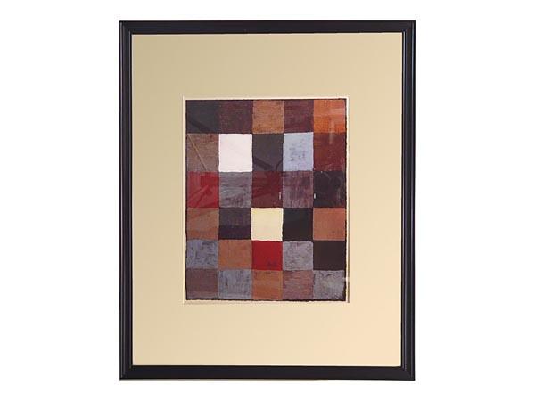 Rent the Color Table Framed Artwork