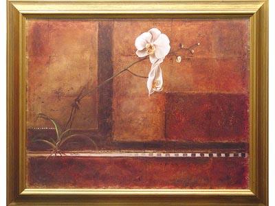 Orchid I Wall Art