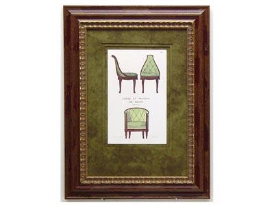 Chaise Et Fauteuil Wall Art