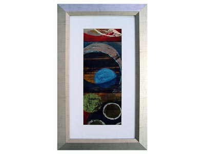 Phases of the Moon II Wall Art