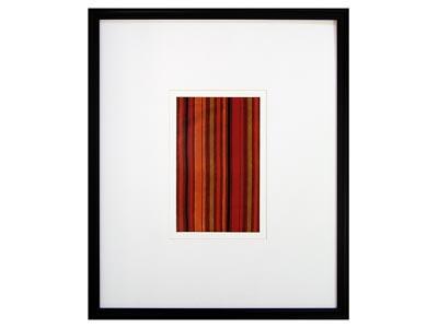 Wall Art Fusion III Narrow Color Stripes