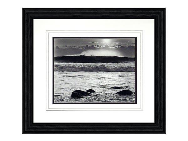 Rent the Montauk Surf Framed Artwork