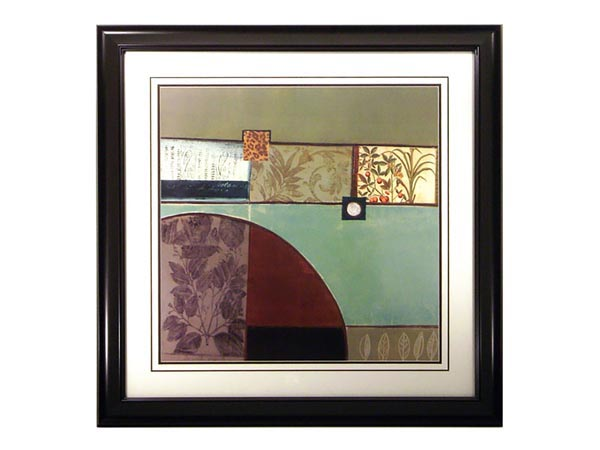 Rent the Botanical Textures Framed Artwork