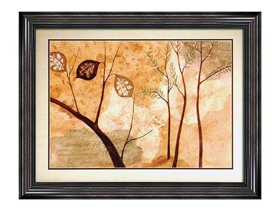 Foliage II  Framed Wall Art