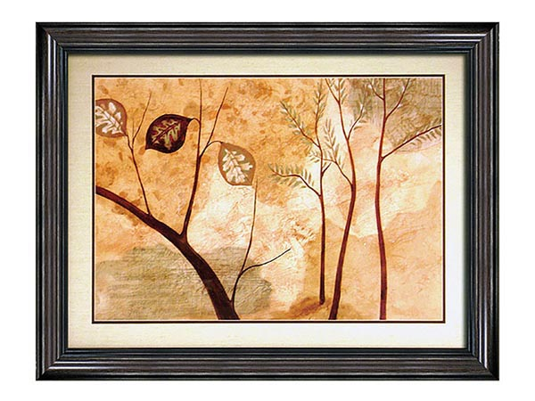 Rent the Foliage II Framed Artwork